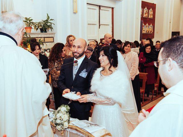 Il matrimonio di Lillo e Rossella a Santa Lucia del Mela, Messina 8