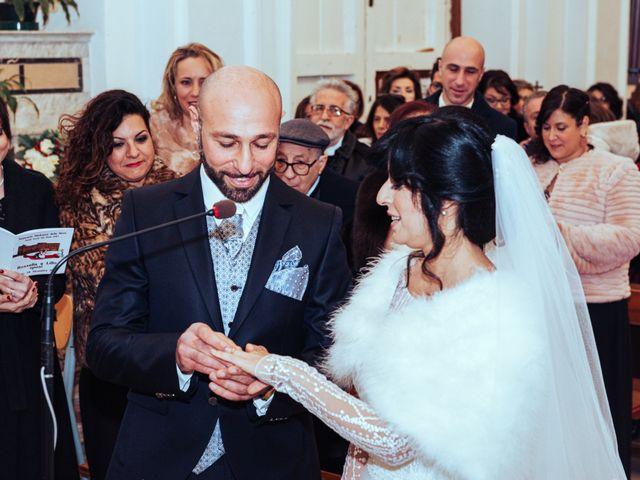 Il matrimonio di Lillo e Rossella a Santa Lucia del Mela, Messina 9