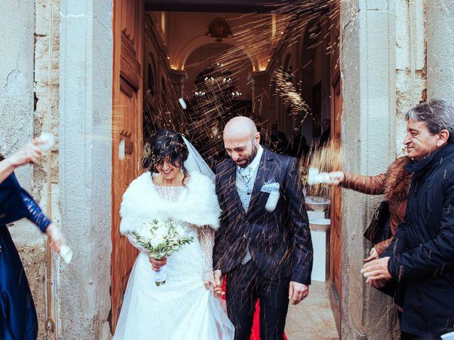Il matrimonio di Lillo e Rossella a Santa Lucia del Mela, Messina 13