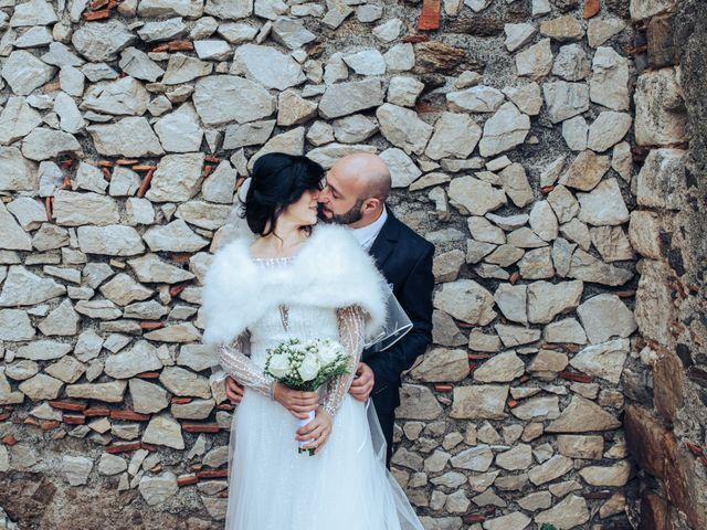 Le nozze di Rossella e Lillo