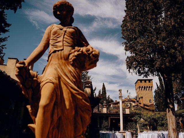 Il matrimonio di Simone e Chiara a Empoli, Firenze 3