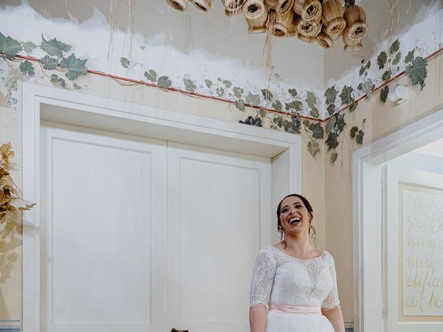 Il matrimonio di Simone e Chiara a Empoli, Firenze 8