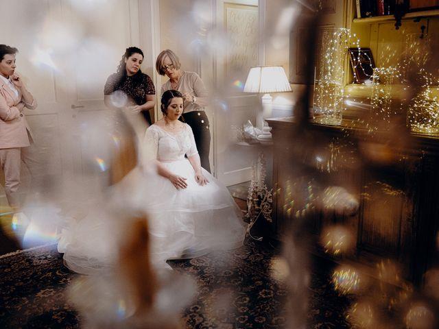 Il matrimonio di Simone e Chiara a Empoli, Firenze 10