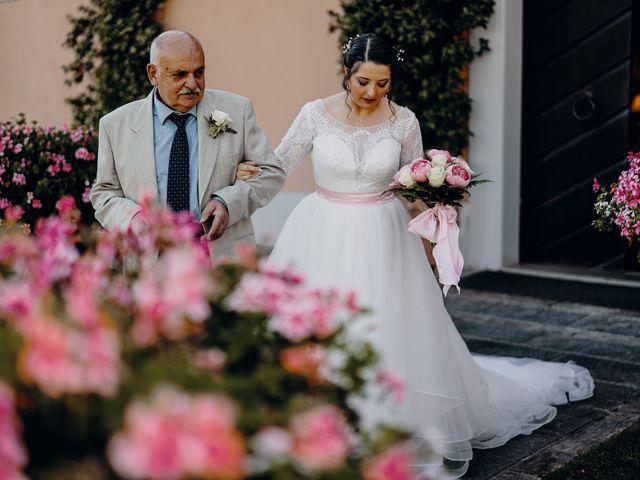 Il matrimonio di Simone e Chiara a Empoli, Firenze 12