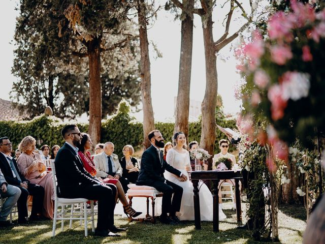 Il matrimonio di Simone e Chiara a Empoli, Firenze 1
