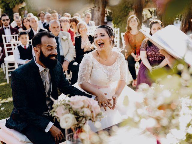 Il matrimonio di Simone e Chiara a Empoli, Firenze 16