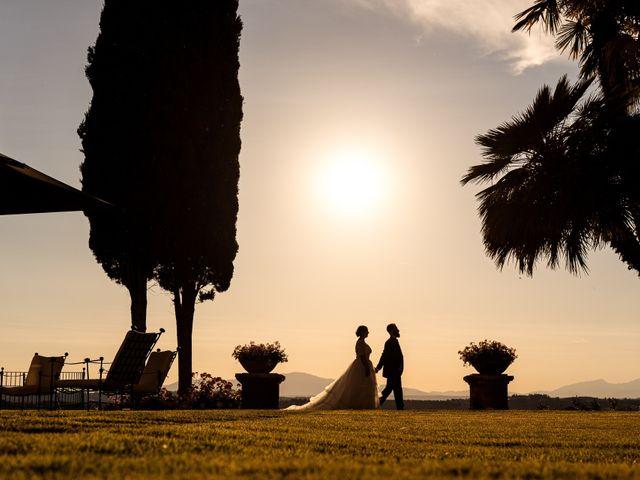 Il matrimonio di Simone e Chiara a Empoli, Firenze 19