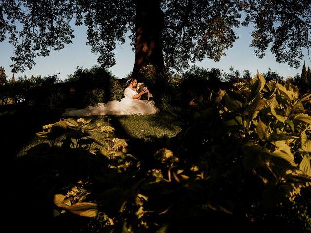 Il matrimonio di Simone e Chiara a Empoli, Firenze 20