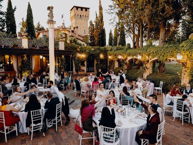 Il matrimonio di Simone e Chiara a Empoli, Firenze 26