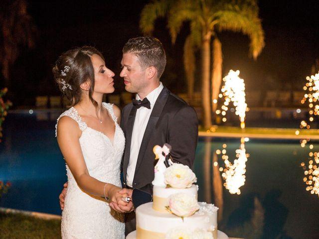 Le nozze di Vincenzo e Giulia