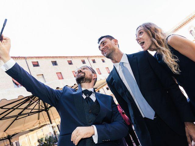 Il matrimonio di Michele e Federica a Comacchio, Ferrara 17