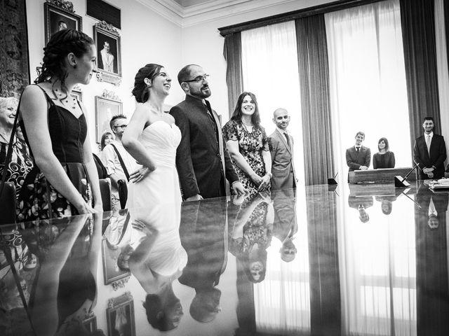 Il matrimonio di Michele e Federica a Comacchio, Ferrara 19
