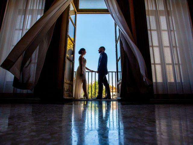 Il matrimonio di Michele e Federica a Comacchio, Ferrara 23