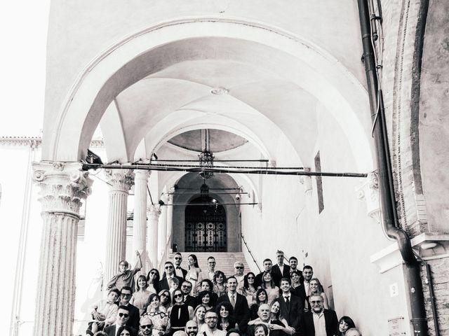 Il matrimonio di Michele e Federica a Comacchio, Ferrara 24