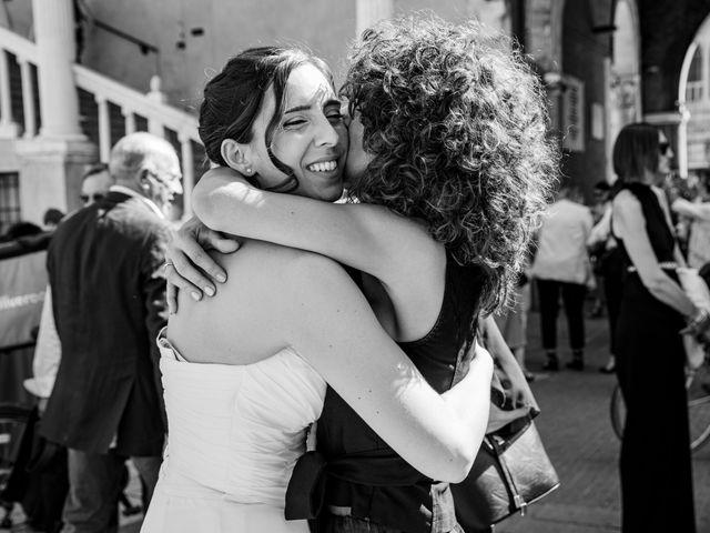 Il matrimonio di Michele e Federica a Comacchio, Ferrara 25