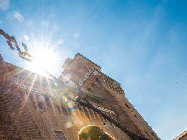 Il matrimonio di Michele e Federica a Comacchio, Ferrara 35