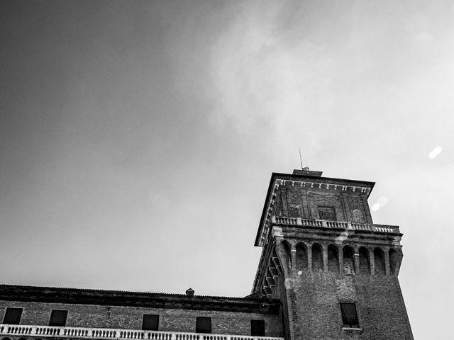 Il matrimonio di Michele e Federica a Comacchio, Ferrara 36