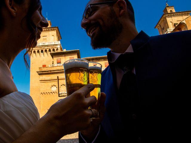Il matrimonio di Michele e Federica a Comacchio, Ferrara 37