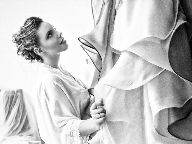 Il matrimonio di Gianmario e Khrystyna a Preseglie, Brescia 12