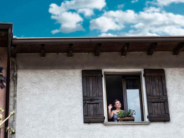 Il matrimonio di Gianmario e Khrystyna a Preseglie, Brescia 22