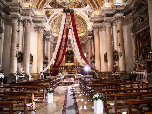 Il matrimonio di Gianmario e Khrystyna a Preseglie, Brescia 23