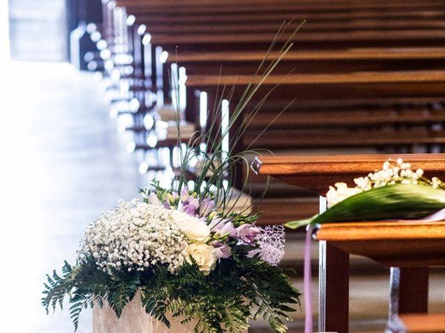 Il matrimonio di Gianmario e Khrystyna a Preseglie, Brescia 24