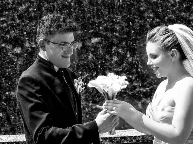 Il matrimonio di Gianmario e Khrystyna a Preseglie, Brescia 29