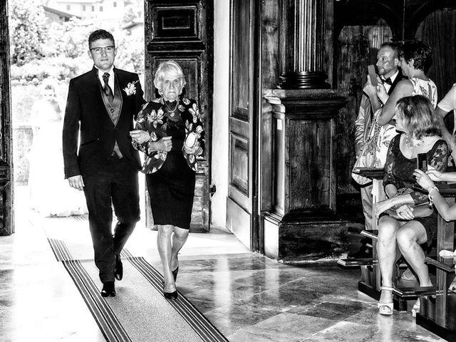 Il matrimonio di Gianmario e Khrystyna a Preseglie, Brescia 30
