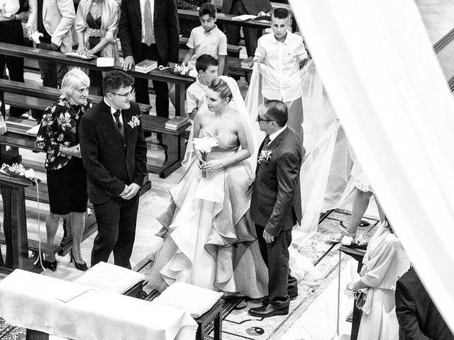 Il matrimonio di Gianmario e Khrystyna a Preseglie, Brescia 31