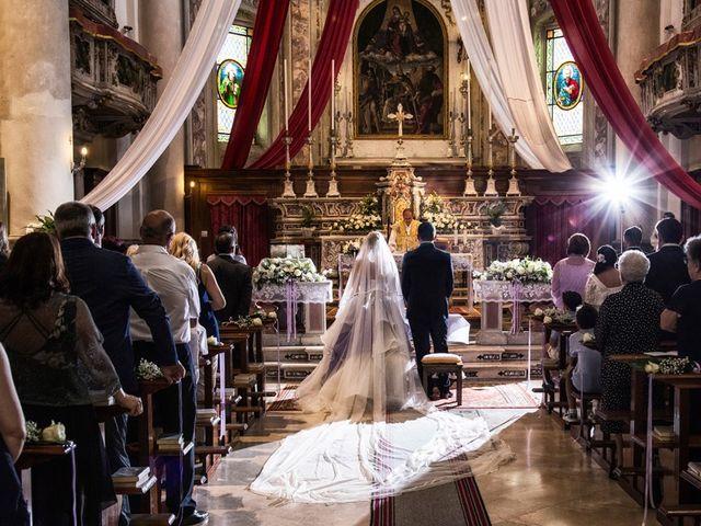 Il matrimonio di Gianmario e Khrystyna a Preseglie, Brescia 32