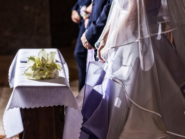Il matrimonio di Gianmario e Khrystyna a Preseglie, Brescia 33
