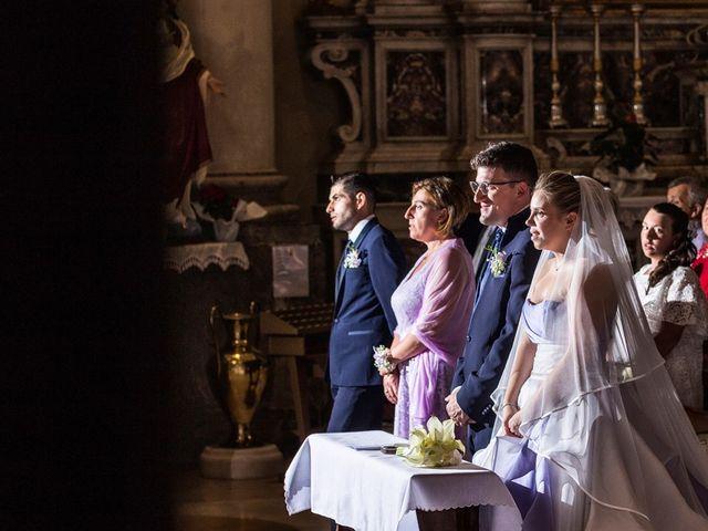 Il matrimonio di Gianmario e Khrystyna a Preseglie, Brescia 38