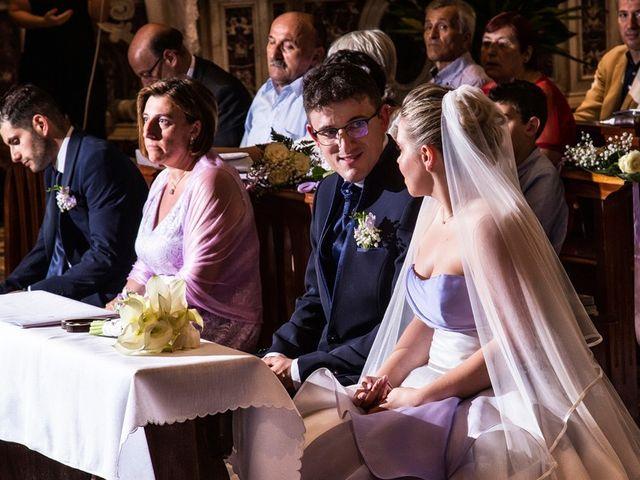 Il matrimonio di Gianmario e Khrystyna a Preseglie, Brescia 39
