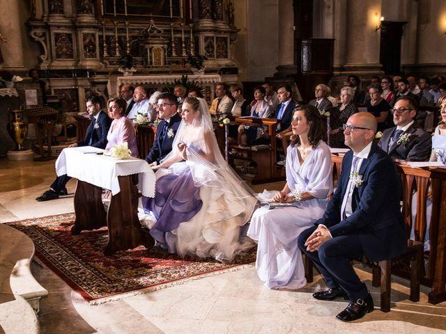 Il matrimonio di Gianmario e Khrystyna a Preseglie, Brescia 41