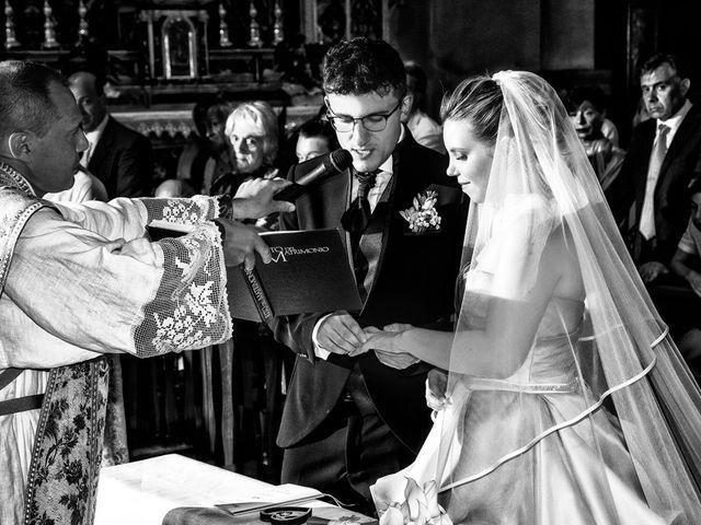 Il matrimonio di Gianmario e Khrystyna a Preseglie, Brescia 42