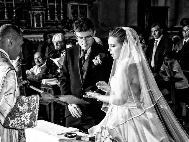 Il matrimonio di Gianmario e Khrystyna a Preseglie, Brescia 43
