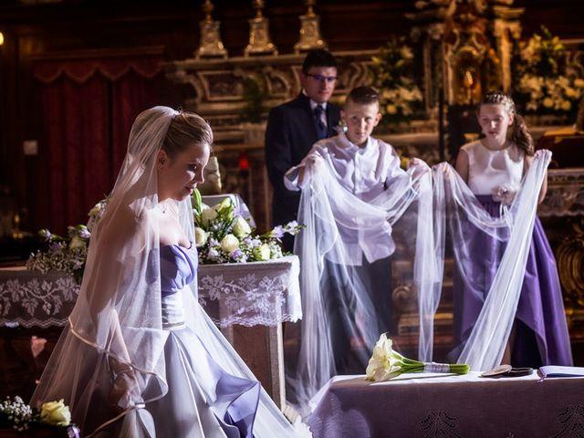 Il matrimonio di Gianmario e Khrystyna a Preseglie, Brescia 44