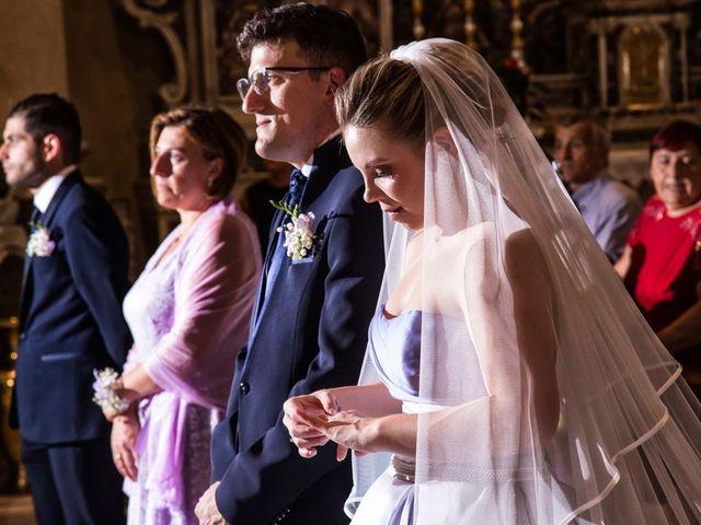 Il matrimonio di Gianmario e Khrystyna a Preseglie, Brescia 45