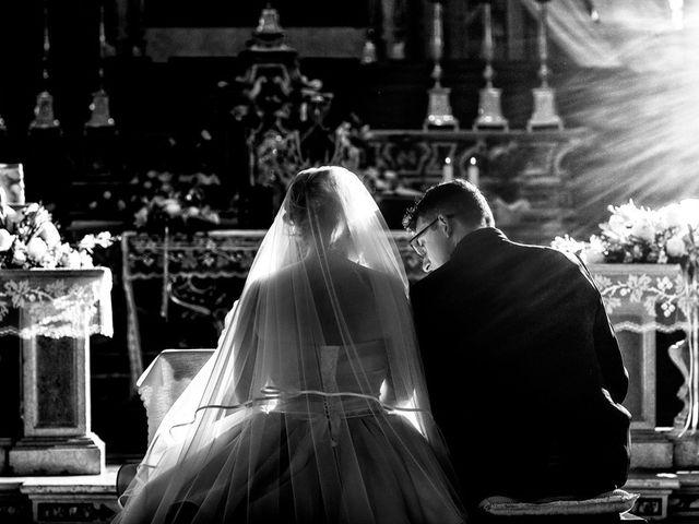 Il matrimonio di Gianmario e Khrystyna a Preseglie, Brescia 46