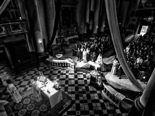 Il matrimonio di Gianmario e Khrystyna a Preseglie, Brescia 47