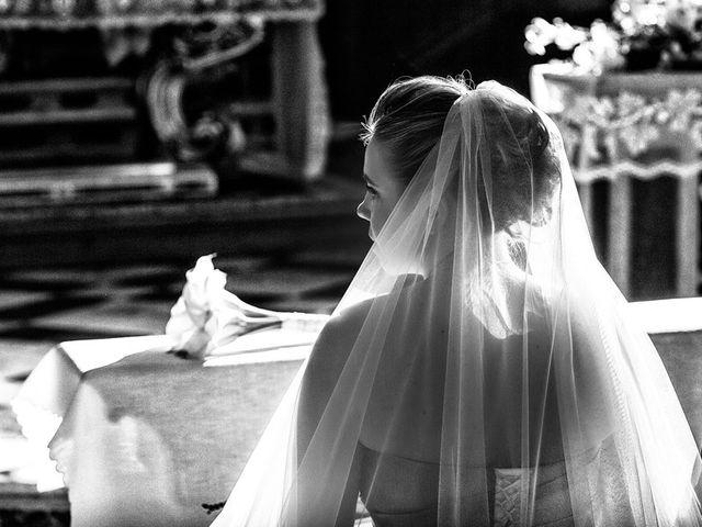 Il matrimonio di Gianmario e Khrystyna a Preseglie, Brescia 48