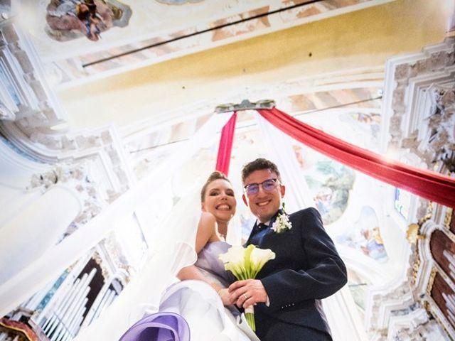 Il matrimonio di Gianmario e Khrystyna a Preseglie, Brescia 49