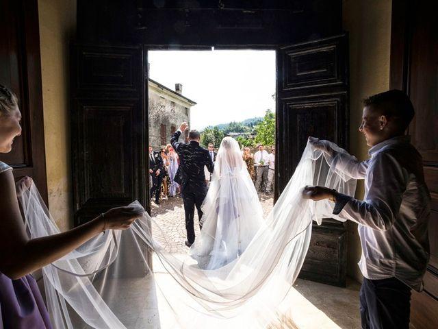 Il matrimonio di Gianmario e Khrystyna a Preseglie, Brescia 50