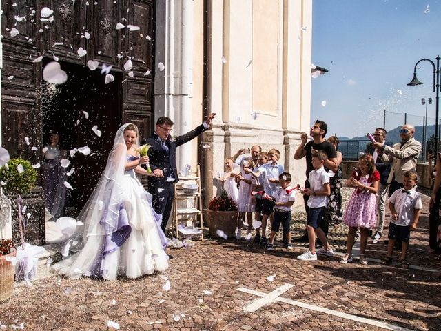 Il matrimonio di Gianmario e Khrystyna a Preseglie, Brescia 51