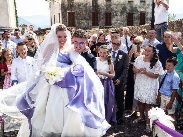 Il matrimonio di Gianmario e Khrystyna a Preseglie, Brescia 52
