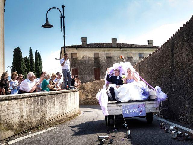 Il matrimonio di Gianmario e Khrystyna a Preseglie, Brescia 53