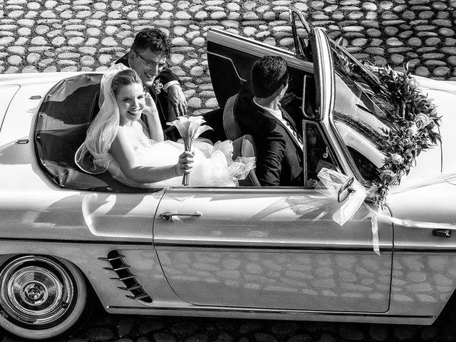 Il matrimonio di Gianmario e Khrystyna a Preseglie, Brescia 54