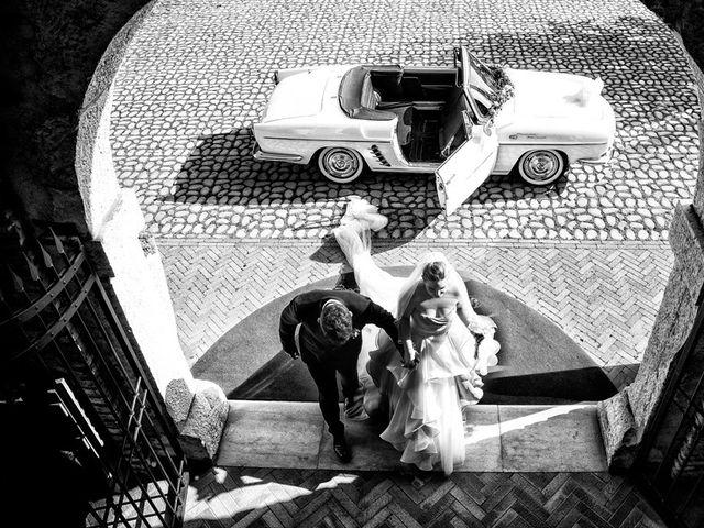 Il matrimonio di Gianmario e Khrystyna a Preseglie, Brescia 55