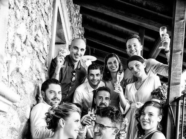 Il matrimonio di Gianmario e Khrystyna a Preseglie, Brescia 58