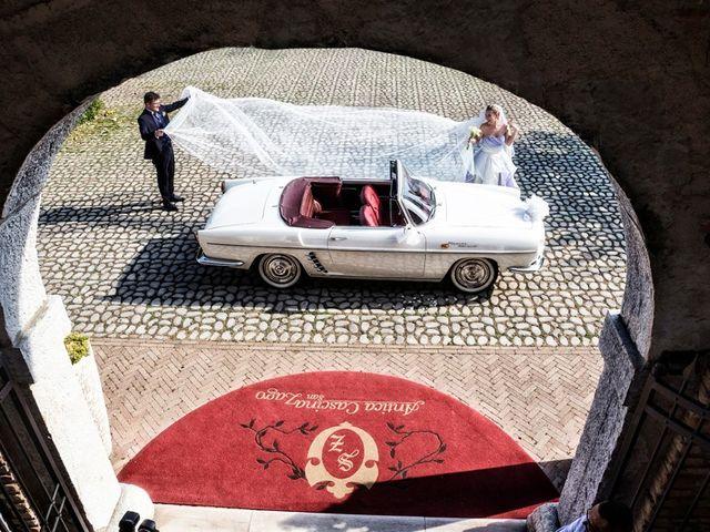 Il matrimonio di Gianmario e Khrystyna a Preseglie, Brescia 59